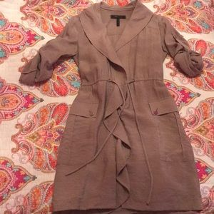 BCBGMaxAzria size XXS shirt dress